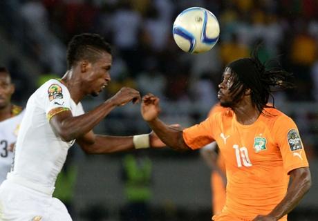 Ratings: Cote d'Ivoire 0-0 Ghana (9-8 pen)