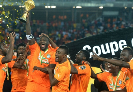 Toure joy at AFCON glory