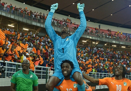 Barry: I silenced critics in Afcon final