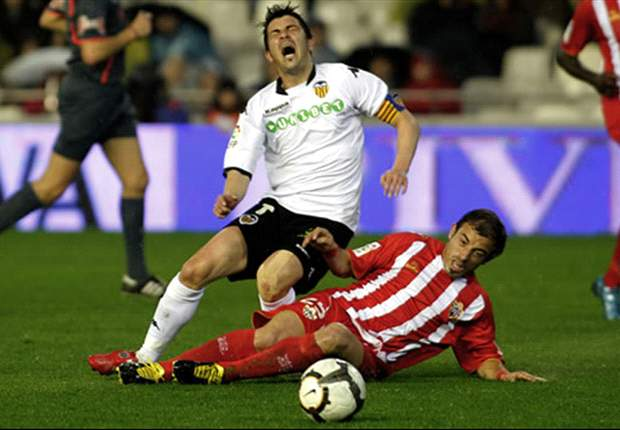 Valencia - Almería: El farolillo rojo quiere deslumbrar Mestalla