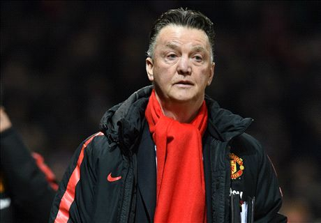 Van Gaal: Man Utd in top-four rat race