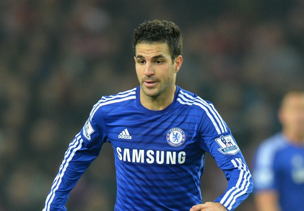 Chelsea star Fabregas set to return against Everton