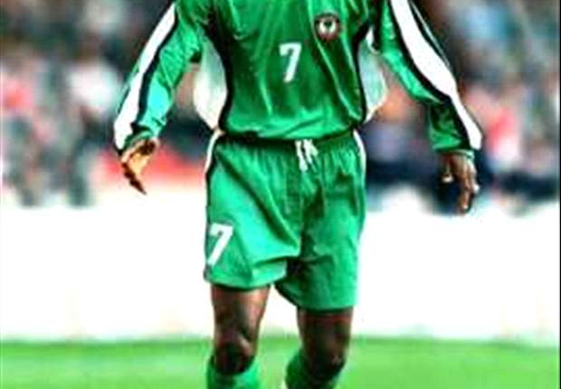 Finidi George: I almost joined Real Madrid in 1996
