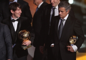 Lionel messi - Jose mourinho