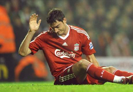 Los peores fichajes del Liverpool