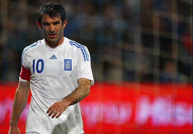 Karagounis: No mistakes are allowed in Euro 2012