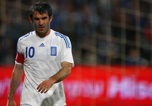 Karagounis, Greece (Getty Images)