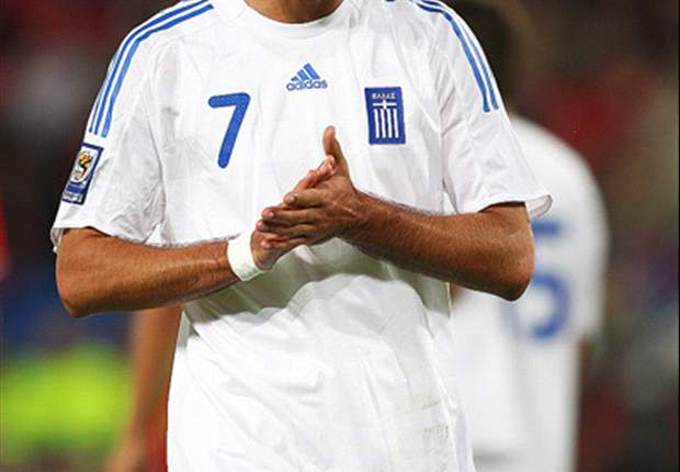 Video Profile: Michael Jordan fan and Greece playmaking star Georgios Samaras