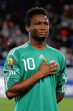 John obi Mikel, Nigeria (Getty Images)