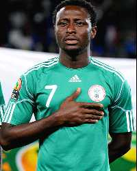 C. Obasi, Nigeria International