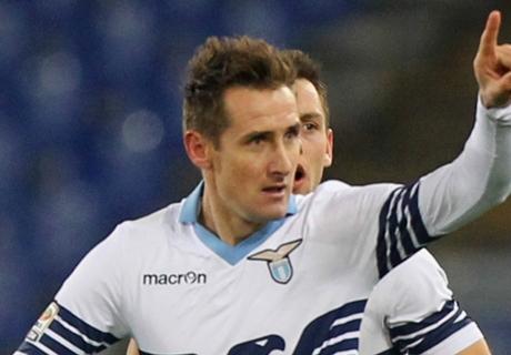Klose trifft bei Lazio-Sieg