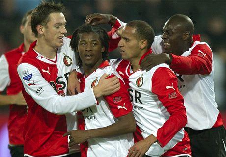 Feyenoord-manier succesvol in Qarabag