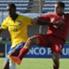 Gerson, talento classe '97 del Fluminense, in azione