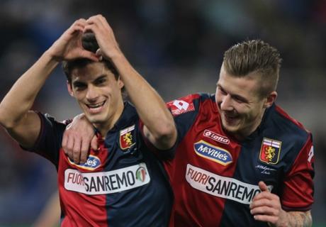 Match Report: Lazio 0-1 Genoa