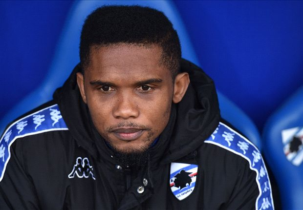 Image result for images of Samuel Eto