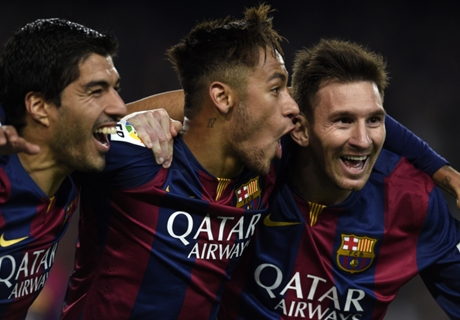 Levante set for Barcelona battering