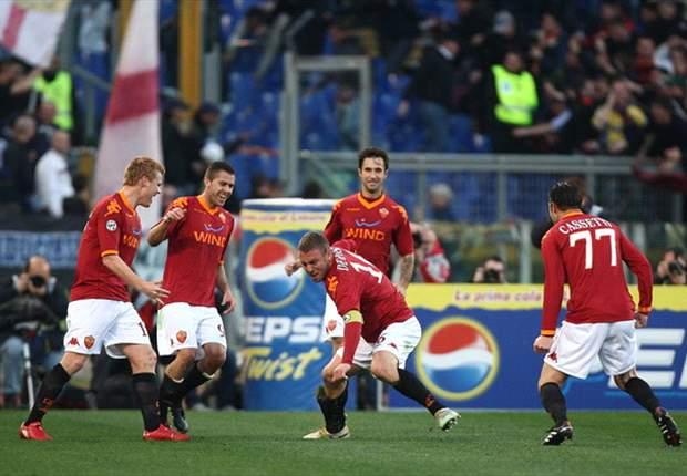 Luca Toni: Roma Can Win The Scudetto Now