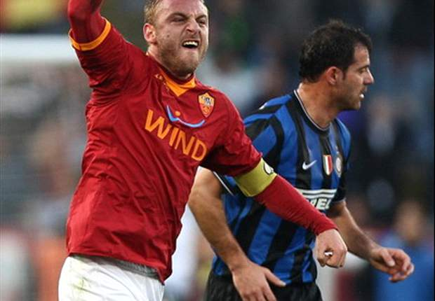 Real Madrid Chasing Roma Star Daniele De Rossi - Report