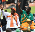 Gallery: Côte d'Ivoire parade trophy