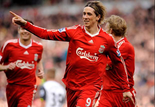 Official: Chelsea seal sensational £50m signing of Fernando Torres from Liverpool