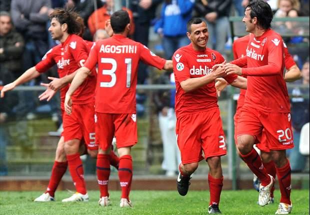 Cagliari Defender Davide Astori Wants Milan Return