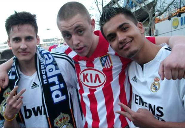 LA COPA EN DIRECTO: ¡Sigue el Atlético-Real Madrid, en vivo desde las 22.00, con la RETRA de Goal.com