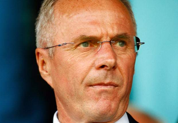Fulham line-up Sven-Goran Eriksson as replacement for Liverpool bound Roy Hodgson - report