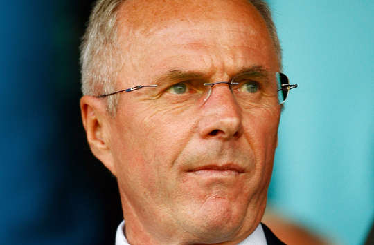 Sven Goran Eriksson (Getty Images)