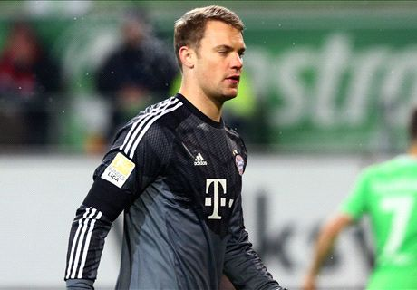VIDEO: Neuer's string of super saves