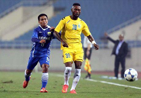 Hanoi T&T Fokus Tatap FC Seoul