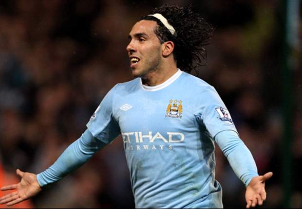 Manchester City Striker Carlos Tevez Tips Juventus To Win Europa League Group
