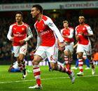 Arsenal consiguió una sufrida victoria