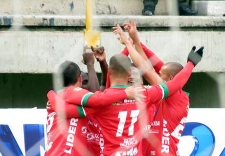 Crónica: Patriotas 1-0 Águilas