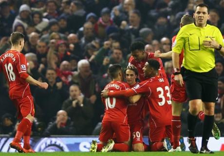 CATATAN: Di Balik Formasi Unik Liverpool