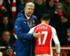 'Alexis struggling to maintain intensity'