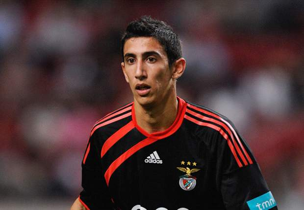 Real Madrid Sign Benfica Winger Angel Di Maria For €40 Million - Report