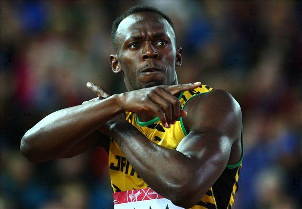 Bolt: I couldn't play for Man United under Van Gaal