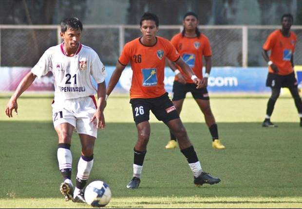 I-League: Dempo Suits My Style Of Play - Godwin Franco