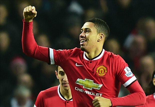 Manchester United 3-1 Burnley: Smalling & Van Persie move hosts up to third