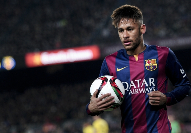 Neymar not Barcelona's penalty taker, Messi is - Luis Enrique