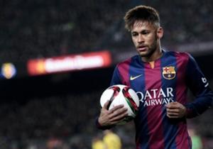 Así luce la estrella de Barcelona.