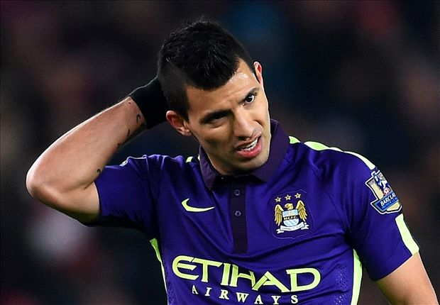 Aguero injury not serious, says Pellegrini