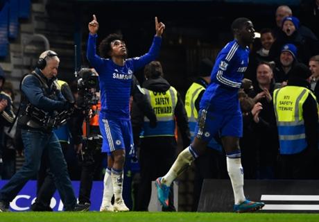 Inglês: Chelsea 1 x 0 Everton