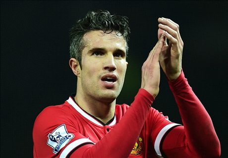 Van Persie fit to face Swansea - LVG