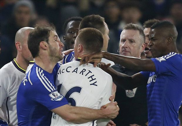 'Don't make me laugh' - Mourinho dismisses Ivanovic incident and PRAISES match officials