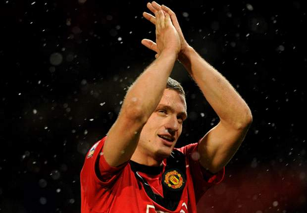 Rio Ferdinand & Nemanja Vidic are Manchester United's most important players - David May