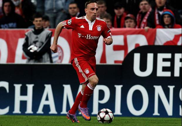 Franck Ribery To Choose Between Bayern Munich, Chelsea, Real Madrid And Barcelona In Next 'Five To Ten Days'