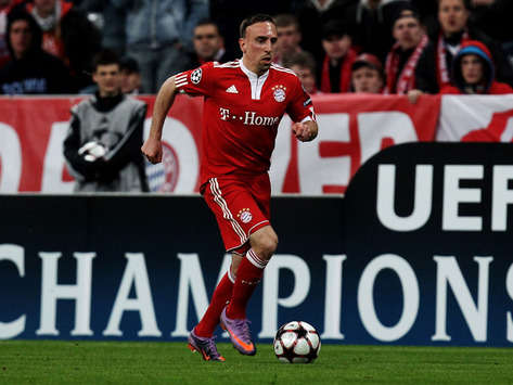 Franck Ribery , Bayern Muenchen(Getty Images)