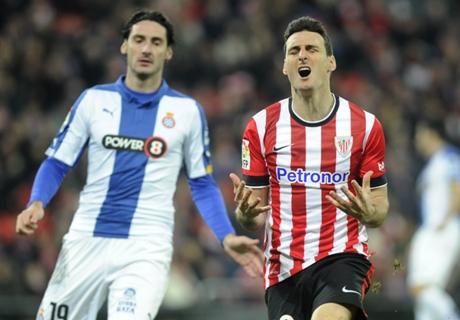 Résumé de match, Athletic Bilbao-Espanyol (1-1)