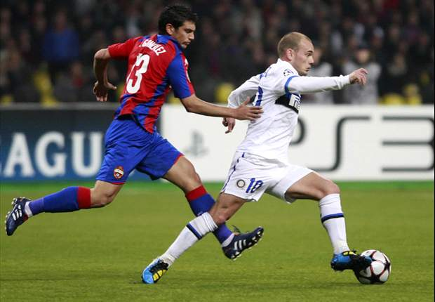 Inter's Early Goal Was Decisive - CSKA Moscow Winger Mark Gonzalez